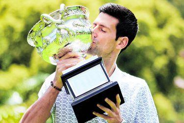 Djokovic regala cariño a Jarry