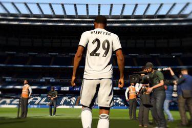 Alex Hunter es fichado por el Real Madrid