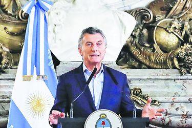 """Macri por debate del aborto: """"Nos plantea como sociedad un escenario pacífico para promover y realizar cambios"""""""
