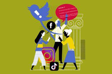 El dilema de las redes sociales en la conversación constitucional