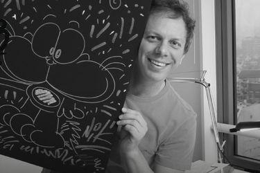 """El repudio ante la visita de Nik, dibujante de Gaturro criticado por """"incesante historial de plagios"""""""