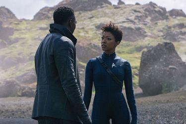 Star Trek: Discovery tendrá a los primeros personajes no-binarios y trans de la franquicia