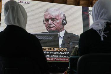 La Haya confirma cadena perpetua contra exgeneral serbio Ratko Mladic por genocidio y crímenes contra la humanidad