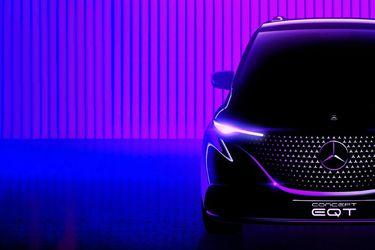 Mercedes-Benz muestra la primera imagen de su futura Clase T