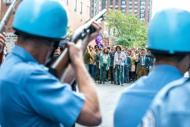 Review | El Juicio de los 7 de Chicago, una notable pulsación cinematográfica de justicia