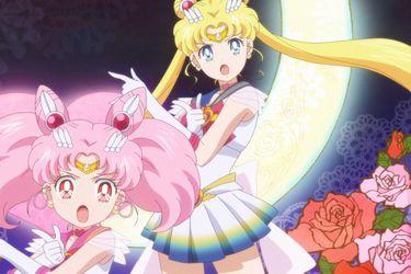Las nuevas películas de Sailor Moon llegarán en junio a Netflix