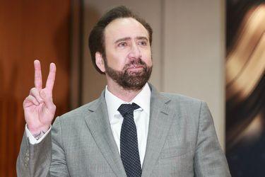 La película sobre Nicolas Cage protagonizada por Nicolas Cage se estrenará en 2021