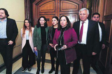 Diputados Por Reforma de Pensiones