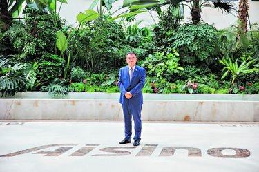 """Ma Zhenzhou, vicepresidente de gigante tecnológica china Aisino: """"Queremos que Chile sea la base para extender nuestros negocios en Latinoamérica"""""""