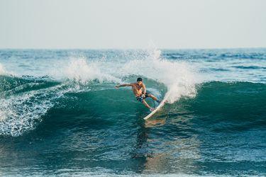Team Chile de surf va por el cupo olímpico en El Salvador