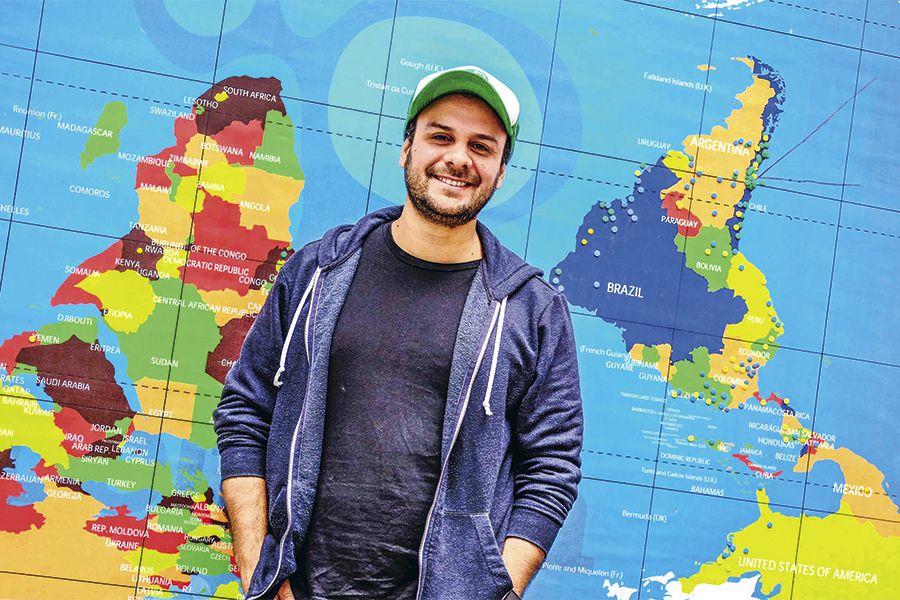 Entrevista a Carlos Aravena de Poliglota.