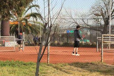 Clausuran club de tenis en Vitacura que estaba en funcionamiento pese a prohibición en la etapa de Transición