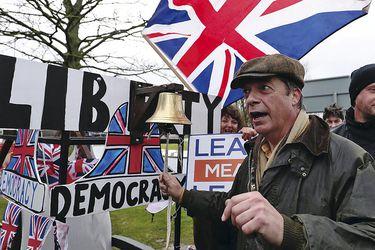 El Brexit personal de Nigel Farage: abandona la política el impulsor de la salida de UK de la Unión Europea