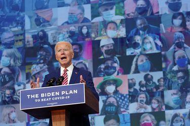"""Biden promete vacuna para el  Covid-19 gratis para """"todos"""" si gana presidencia de EE.UU."""