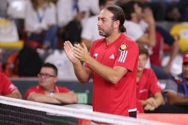 Chile pide la suspensión de la serie de Copa Davis ante Eslovaquia