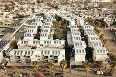Sumar arquitectura y tecnología a la vivienda social