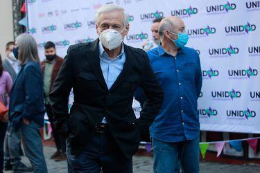 """Heraldo Muñoz oficializa candidatura presidencial: """"Este no es un desafío personal, sino que un reto colectivo y un camino complejo"""""""