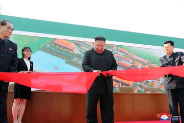 Corea del Norte divulga fotografías de reaparición de Kim Jong Un