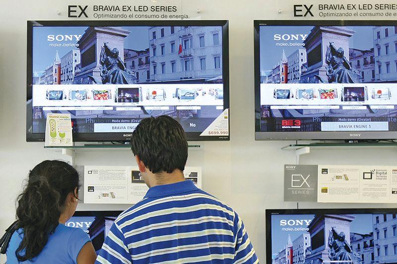 CNTV - Televisores