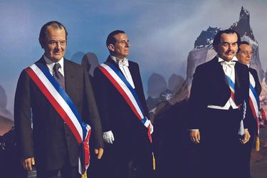 Primer museo de cera del país abre en Las Condes