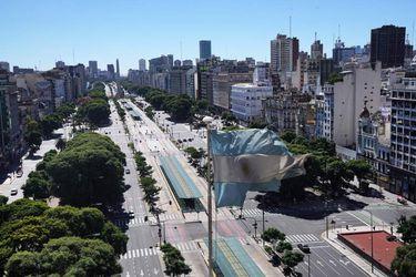 Actividad económica argentina se contrajo mucho menos de lo esperado en diciembre