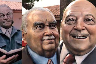 La Florida se suma a la moda de las esculturas con más réplicas de personajes chilenos