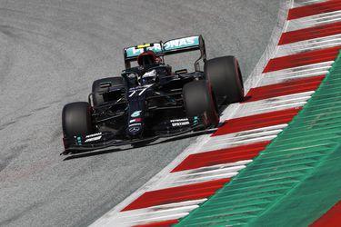 Valtteri Bottas se queda con el GP de Austria ante una complicada carrera de Hamilton
