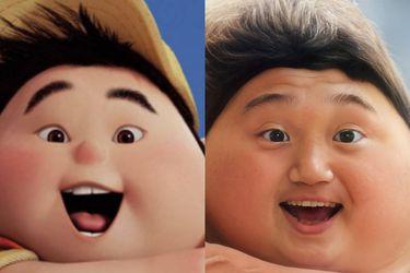 """Los personajes de Pixar lucen muy extraños en estas versiones """"realistas"""" hechas con aprendizaje automático"""