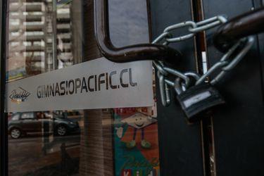 Cierra Pacific Fitness: sucesión de Fritz Bartsch baja la cortina por 10 días para ordenar sus finanzas