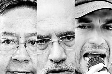 Bolivia: una carrera a tres bandas por la presidencia del país