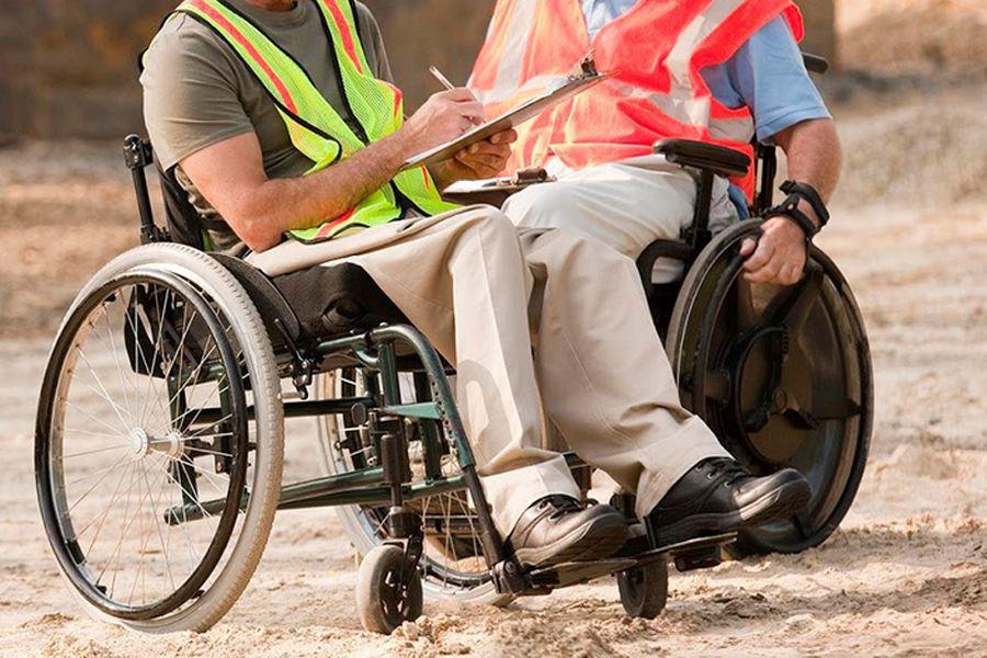 Inclusión Laboral. Foto referencial.