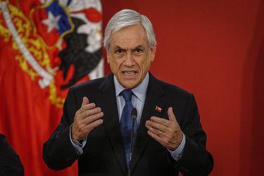 Piñera se reúne con ministros en La Moneda para abordar agenda social, legislativa y prescindencia de secretarios de Estado en proceso constituyente