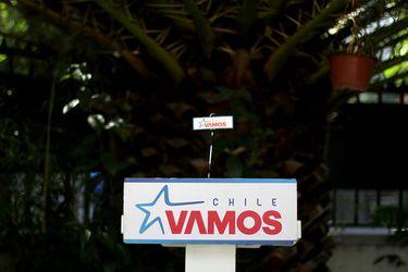 Reunión del comité directivo de Chile Vamos