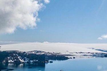 La Antártica chilena se derrite: zona vive el año más caluroso en tres décadas