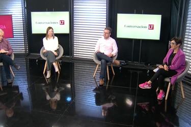 Especial Debates 2021 | La carrera al Senado en la Región Metropolitana: Jaime Mañalich, Natalia Piergentili, Gabriel Silber y Karina Oliva