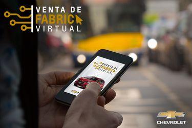 Venta de Fábrica Virtual Chevrolet