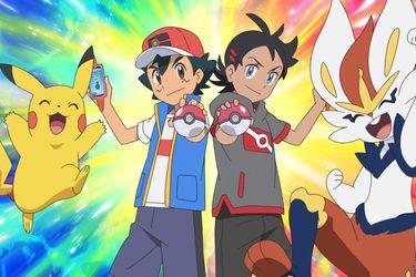 Pokémon presenta el primer tráiler de su nueva temporada, Viajes Maestros