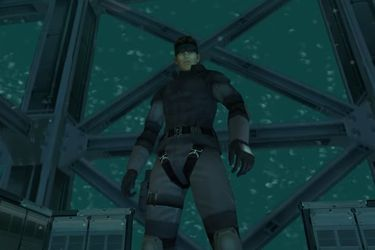 Remasterizan Metal Gear Solid: Twin Snakes usando inteligencia artificial