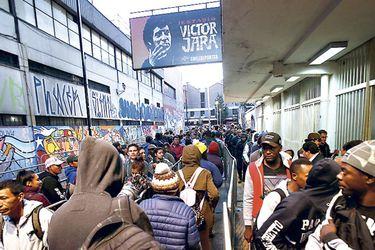 Derechos y pactos: El debate constitucional sobre migración