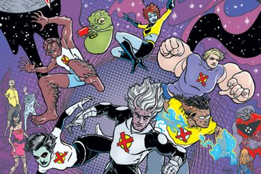 Aquí tienen un vistazo al regreso de X-Statix a Marvel Comics