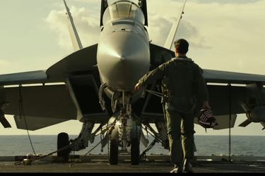 Ridin' into the danger zone: El nuevo tráiler de Top Gun 2