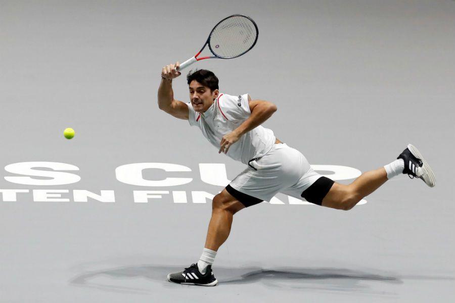Christian Garin, Copa Davis 2019