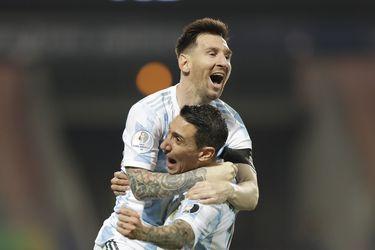 Argentina golea a Ecuador con un encendido Messi y chocará con Colombia en las semifinales de la Copa América