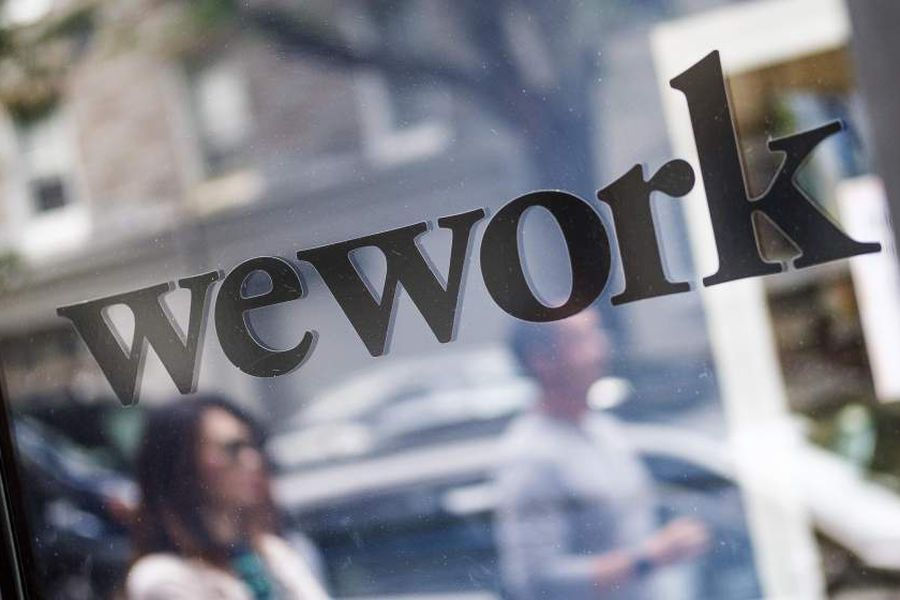 WeWork company Planning IPO