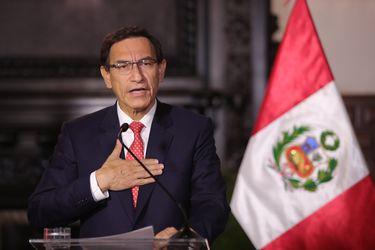 Gobierno de Perú presenta demanda ante el Tribunal Constitucional por moción de vacancia contra Vizcarra