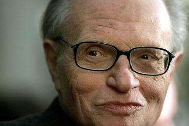 A los 87 años muere el destacado presentador estadounidense Larry King