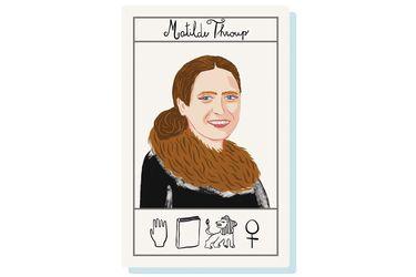 """Matilde Throup: """"Abrámonos puertas entre nosotras"""""""