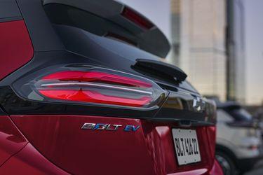 Chevrolet lanzará en septiembre en Brasil el nuevo Bolt EV