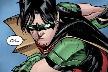 Tim Drake tiene un nuevo nombre de superhéroe que no los sorprenderá