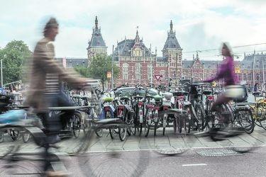 Oslo y Amsterdam: las ciudades que se amigaron con las bicicletas